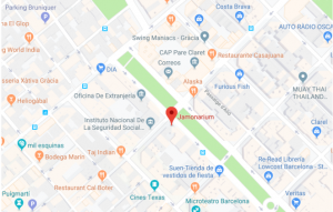 location jamonarium Barcelona