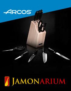 couteaux jamonarium arcos