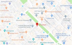 location jamonarium Barcelona